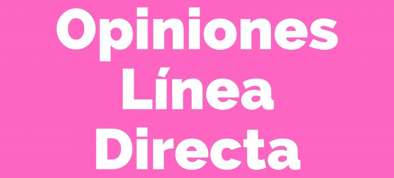 Opiniones Línea Directa